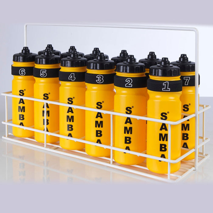 Samba 12 Bottle Plastic Coated Wire Carrier