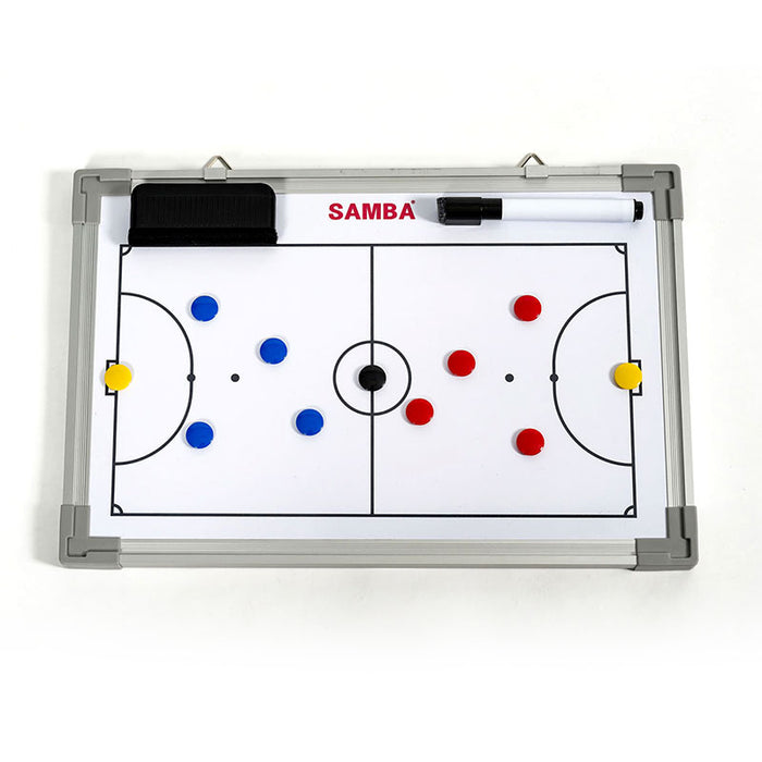 Samba Double Sided Futsal Tactics Board