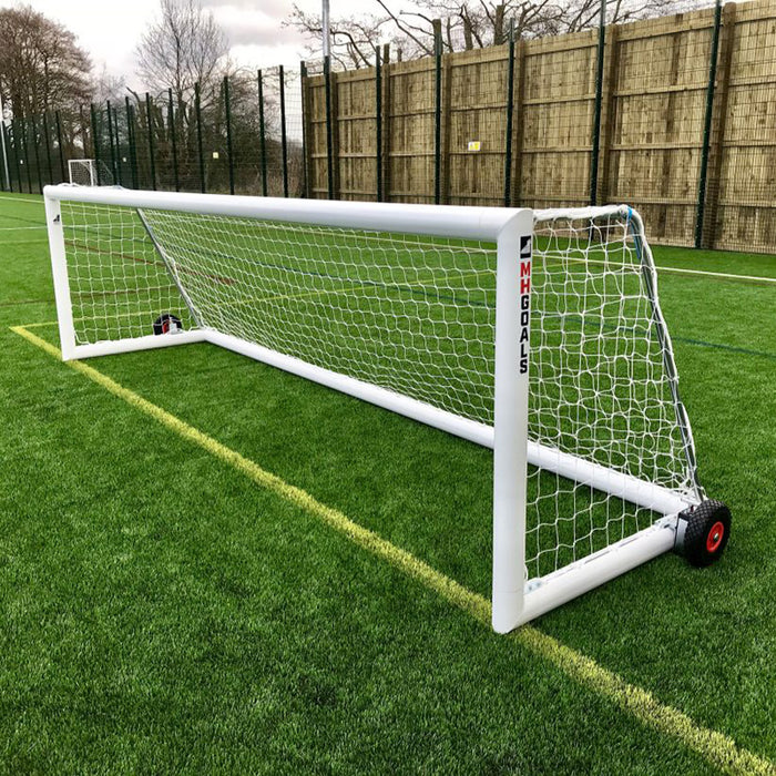 16×4 Selfweighted Wheeled Football 5v5 Goal Package (Pair)