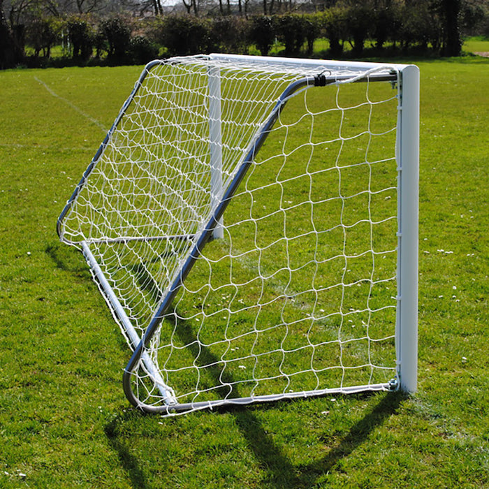 12×4 Lightweight Freestanding Folding Outdoor Goal Package (Pair)