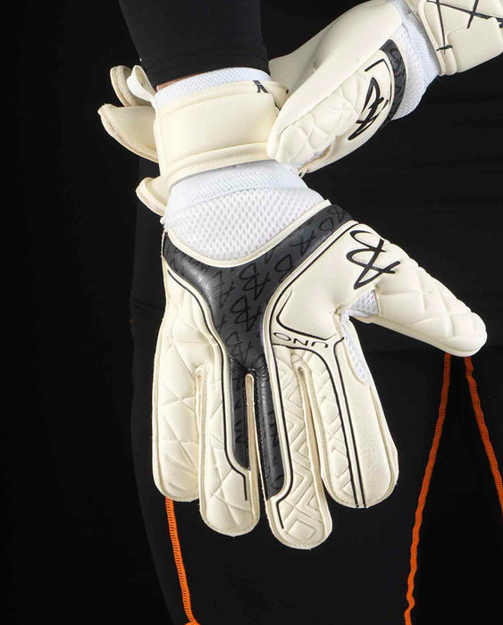 AB1 Junior Impact UNO Pro Classic Roll Goalkeeper Gloves
