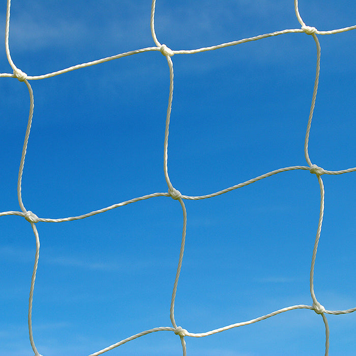Youth Pro Quick Release 21×7 Football Goal Package with Net Supports: 11-A-Side Socketed Aluminium