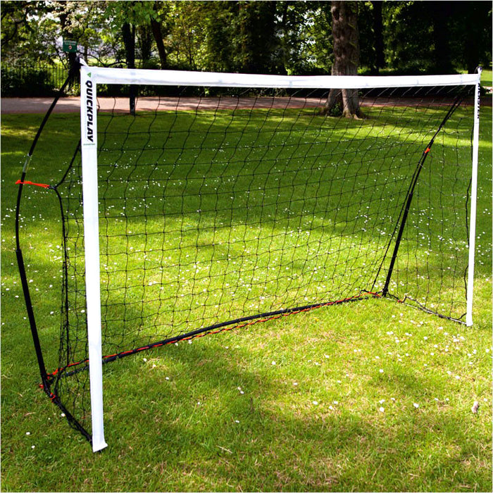 QuickPlay Kickster Academy Football Goal 8 x 5