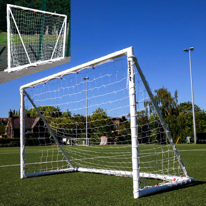 QuickPlay 12 x 6 QFold Football Goal