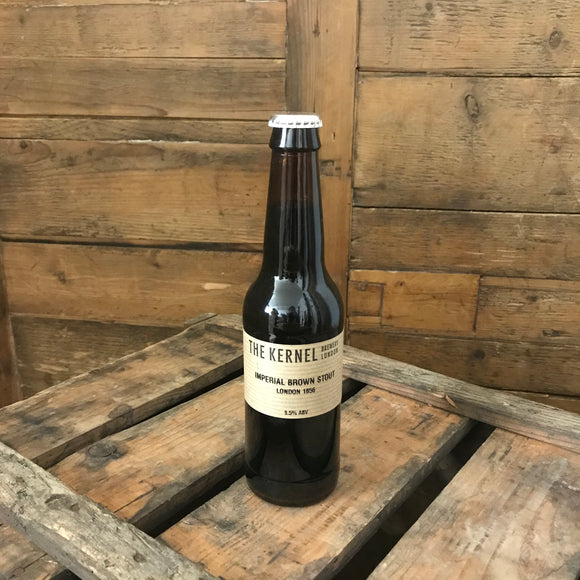 The Kernel Imperial Brown Stout (4 Pack)