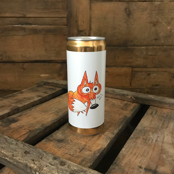 Brewski What Does The Fox Say? (6 Pack)