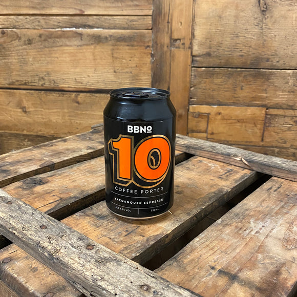 Brew By Numbers 10 | Coffee Porter Yacuanquer (4 Pack)