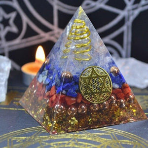 Orgonite Pyramide Chance