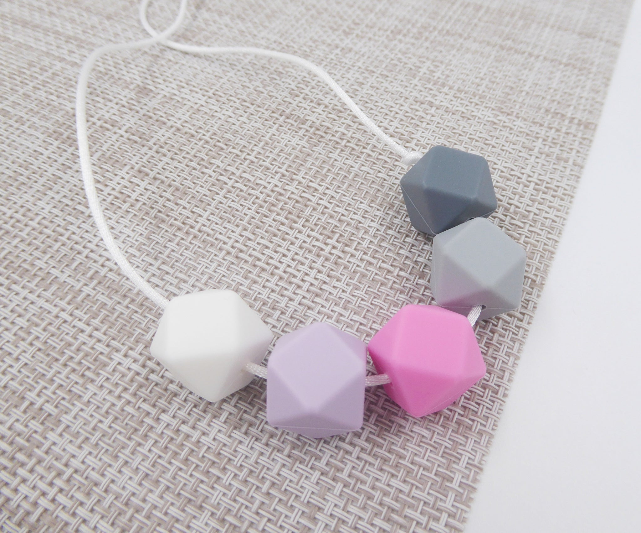Simple Teething Necklace