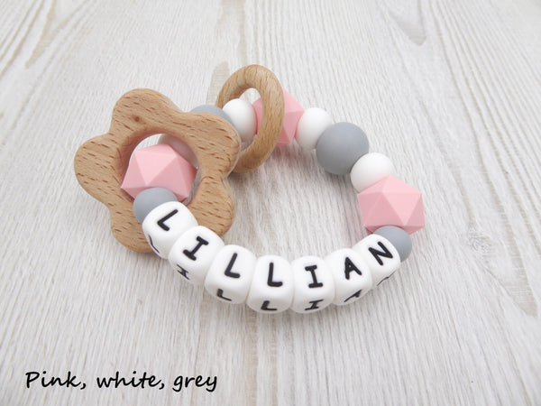 Personalised Teether Toy
