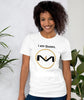"""I am Queen"" MOLIAE Short-Sleeve T-Shirt"