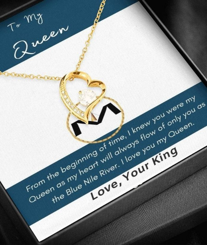 """You are my Queen""  MOLIAE Jewelry"