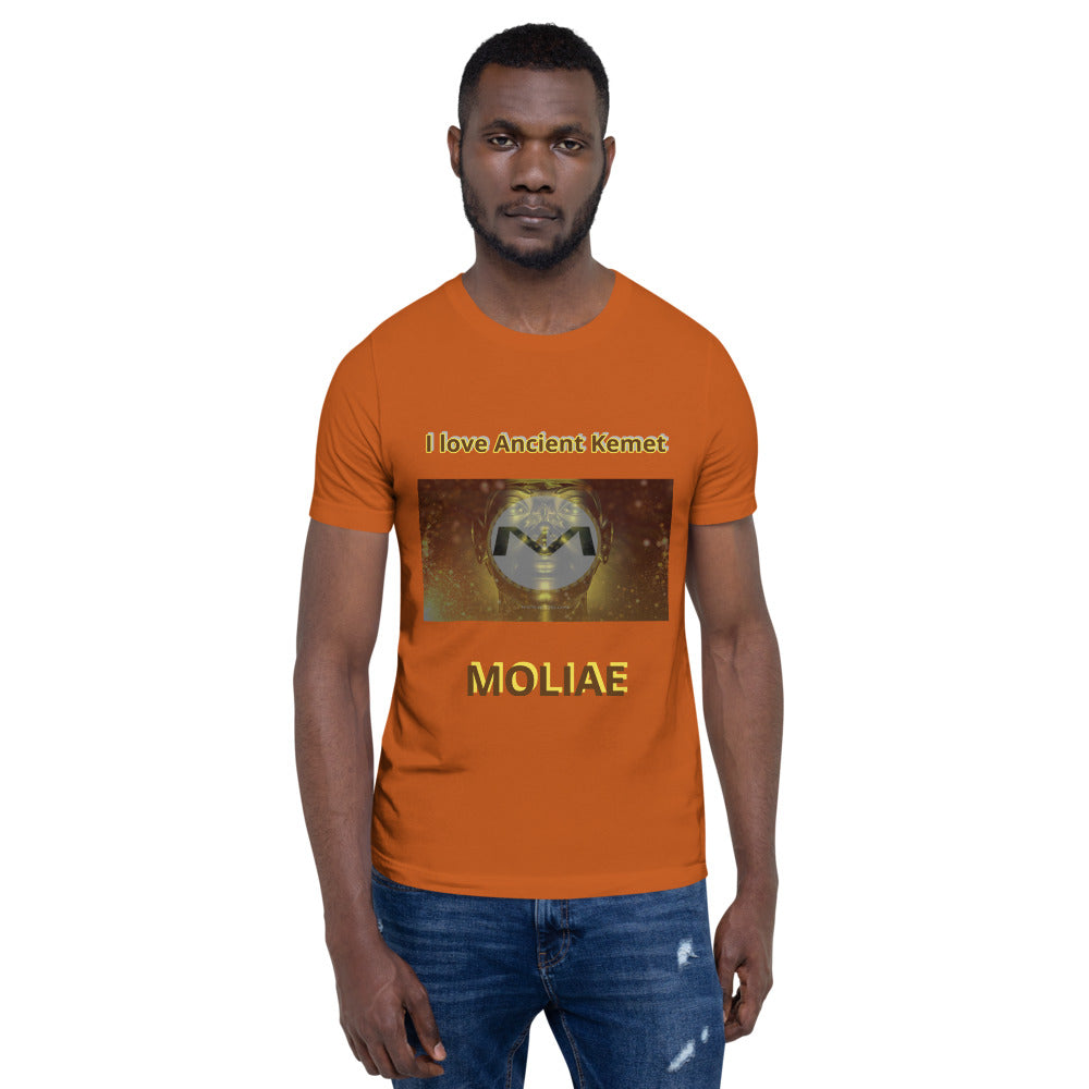 I love Ancient Kemet - MOLIAE T-Shirt