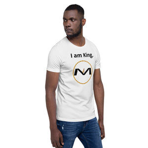 """I am King"" MOLIAE Short-Sleeve T-Shirt"