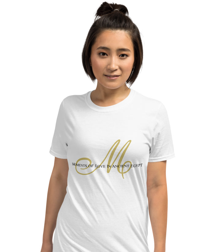 The M Style Logo - Short-Sleeve Unisex T-Shirt