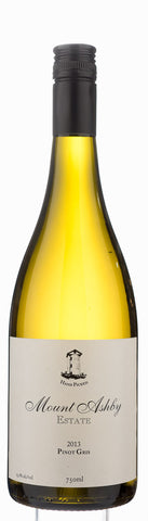 Mt Ashby - Pinot Gris 2013
