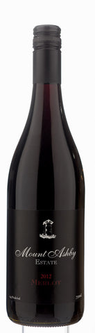 Mt Ashby - Merlot 2012