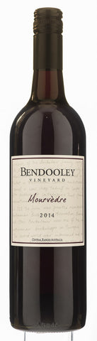 Bendooley Estate - Mourvedre 2015