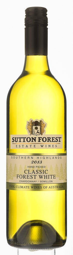 Sutton Forest Wines - Classic Forest White 2013 (Chardonnay + Semilon )