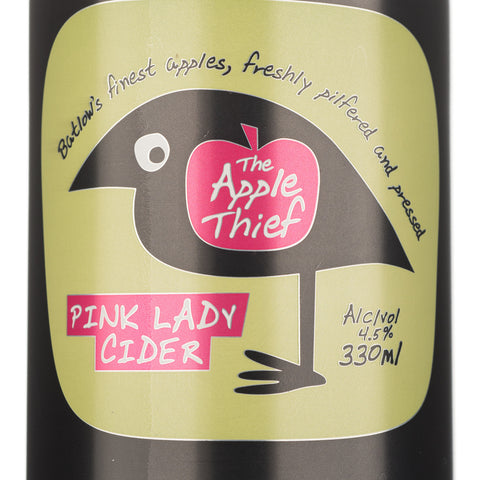 Apple Thief - Apple Pink Lady Cider