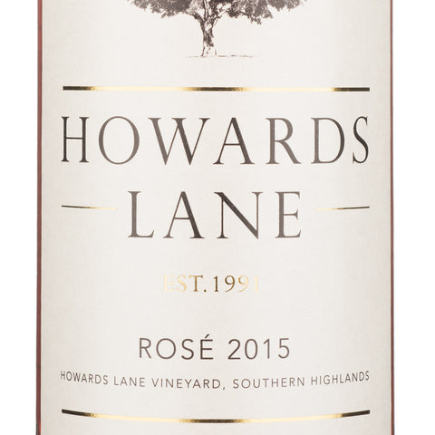 Howards Lane - Rose 2015