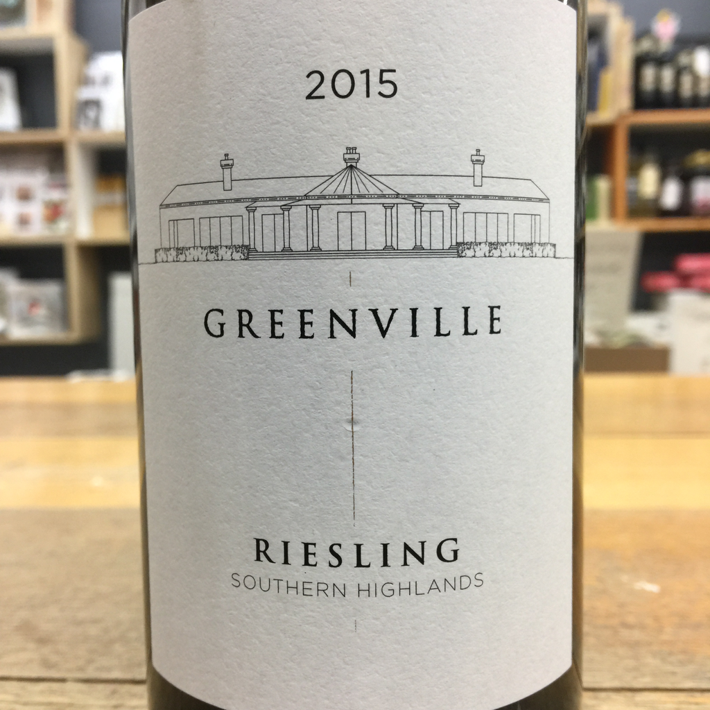 Greenville - Riesling 2015