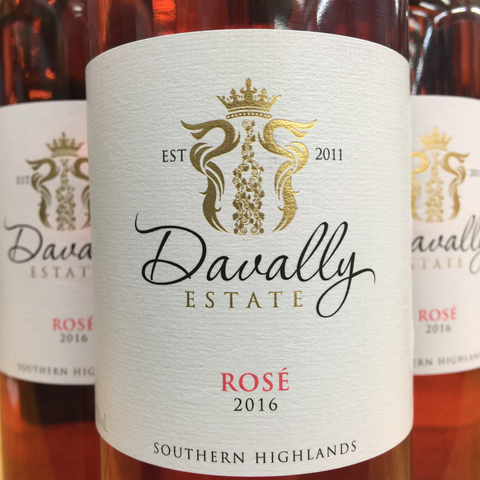 Davally - Rose