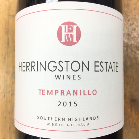 Herringston Estate - Tempranillo