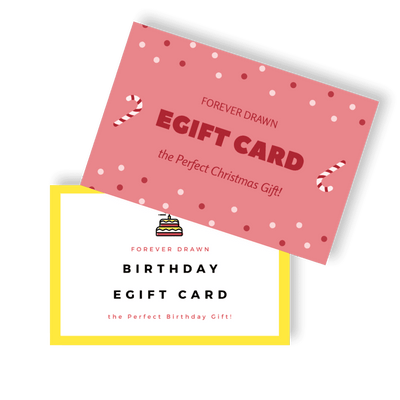 E-Gift Card - Forever Drawn