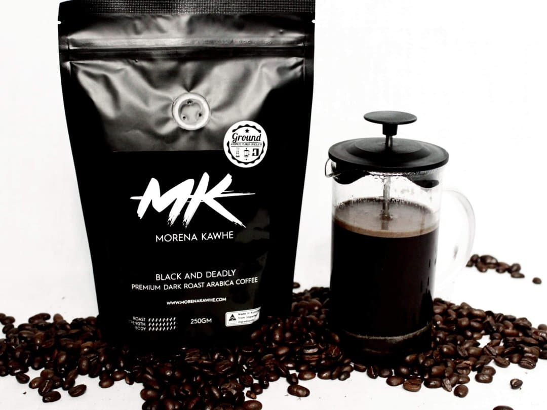 Black & Deadly - Dark Roast 250g