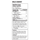 Wild Cherry Vodka Soda - Single
