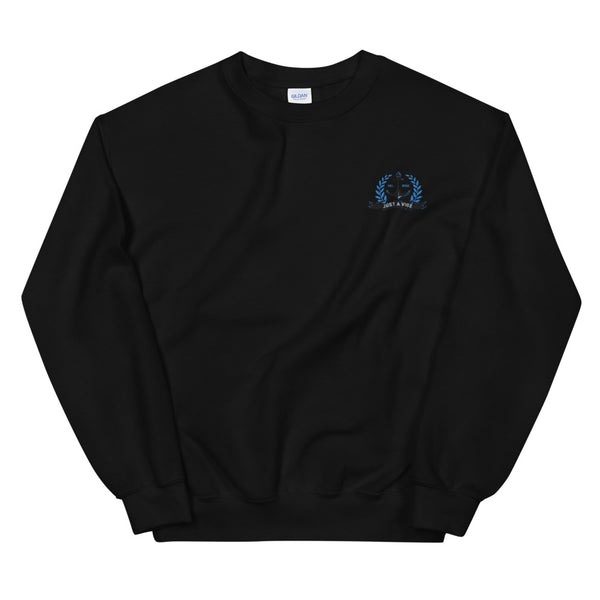 Just a vibe sweatshirt