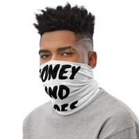 Money and Hoes Neck Gaiter