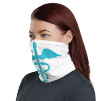 Rod of Asclepius Neck Gaiter