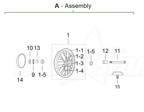 tsb110-wheelfrontassembly