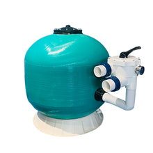 Load image into Gallery viewer, GS 18inch side fiberglass swimming pool sand filter