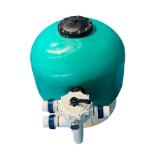 Load image into Gallery viewer, GS 32inch side fiberglass swimming pool sand filter