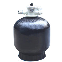 Load image into Gallery viewer, G 28inch top mount fiberglass swimming pool sand filter