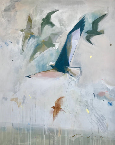 Dancing in the Sky 48x60