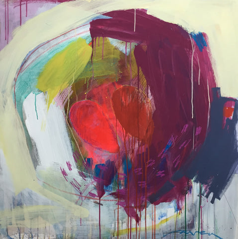 Living for Love 36x36