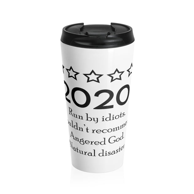 2020 Stainless Steel Travel Mug