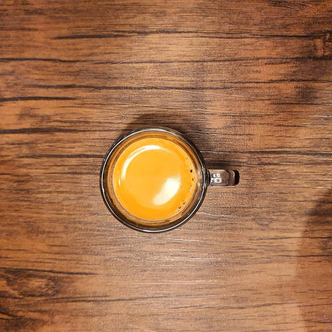 COFFEE CREMA - HOW IS IT FORMED, AND WHAT DOES IT SAY ABOUT YOUR ESPRESSO