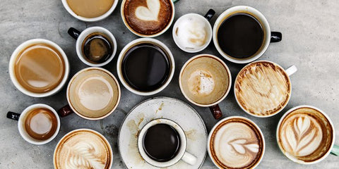 What drinks can you make with your new coffee machine?