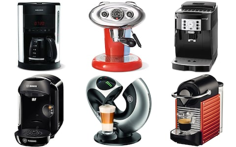 List of coffee machines for connoisseurs
