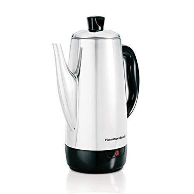 Hamilton Beach Electric Percolator - Slushlyo Tea & Coffee