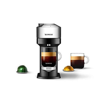 Nespresso Vertuo Next Deluxe Coffee and Espresso Machine by De'Longhi - Slushlyo Tea & Coffee