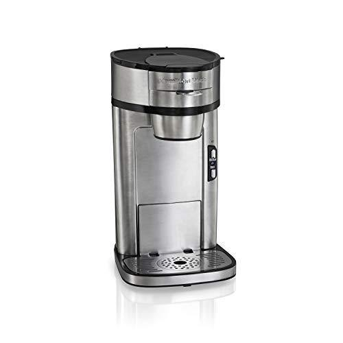Hamilton Beach Scoop Single Serve Coffee Maker - Slushlyo Tea & Coffee