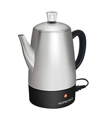 Mixpresso Electric Coffee Percolator - Slushlyo Tea & Coffee
