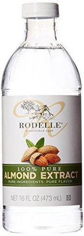 Rodelle Pure Almond Extract - Slushlyo