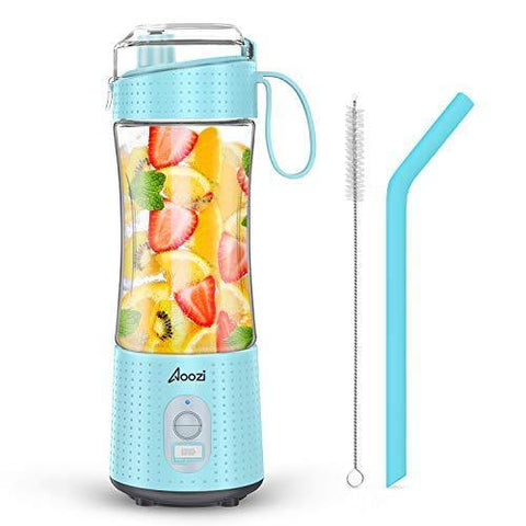 Portable Blender, Personal Size Blender Smoothies and Shakes - Slushlyo